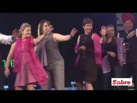 Global Leadership Dance Part 2 : Sabre 10th Anniversary Celebrations