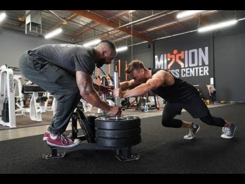 Tempo Leg Training   Rob Riches & Lance Keys