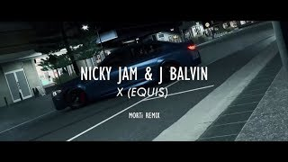 Nicky Jam x J. Balvin - X (EQUIS) (MORTi Remix) (Music Video) // #gangstavibes Video