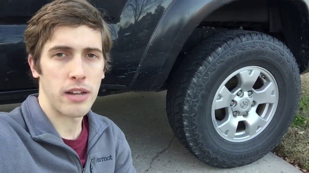 toyota tacoma leaf spring recall before and after comparison youtube. Black Bedroom Furniture Sets. Home Design Ideas