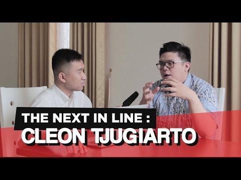 Cleon Tjugiarto - Demi mengenal perusahaan, rela tidur di pabrik selama 7 bulan!