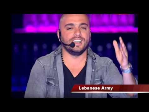 Carlos 2016  كارلوس جرسا One man show - 4 Medley Lebanese Army الجيش اللبناني