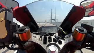 4 Yamaha R25 Top Speed Test