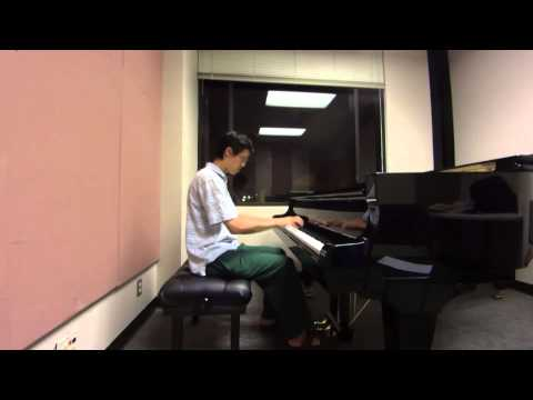 Huang Kuang-Li Plays Loeilly-Godowsky: Gigue