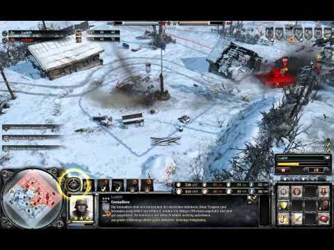 Company of Heroes 2: Tutorial - Typisch deutsche Fehler