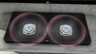LG speaker LAP340