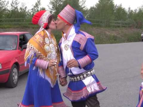 Wedding in Kautokeino