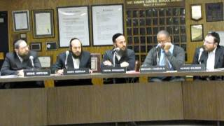East Ramapo Special  Meeting April 22,2013