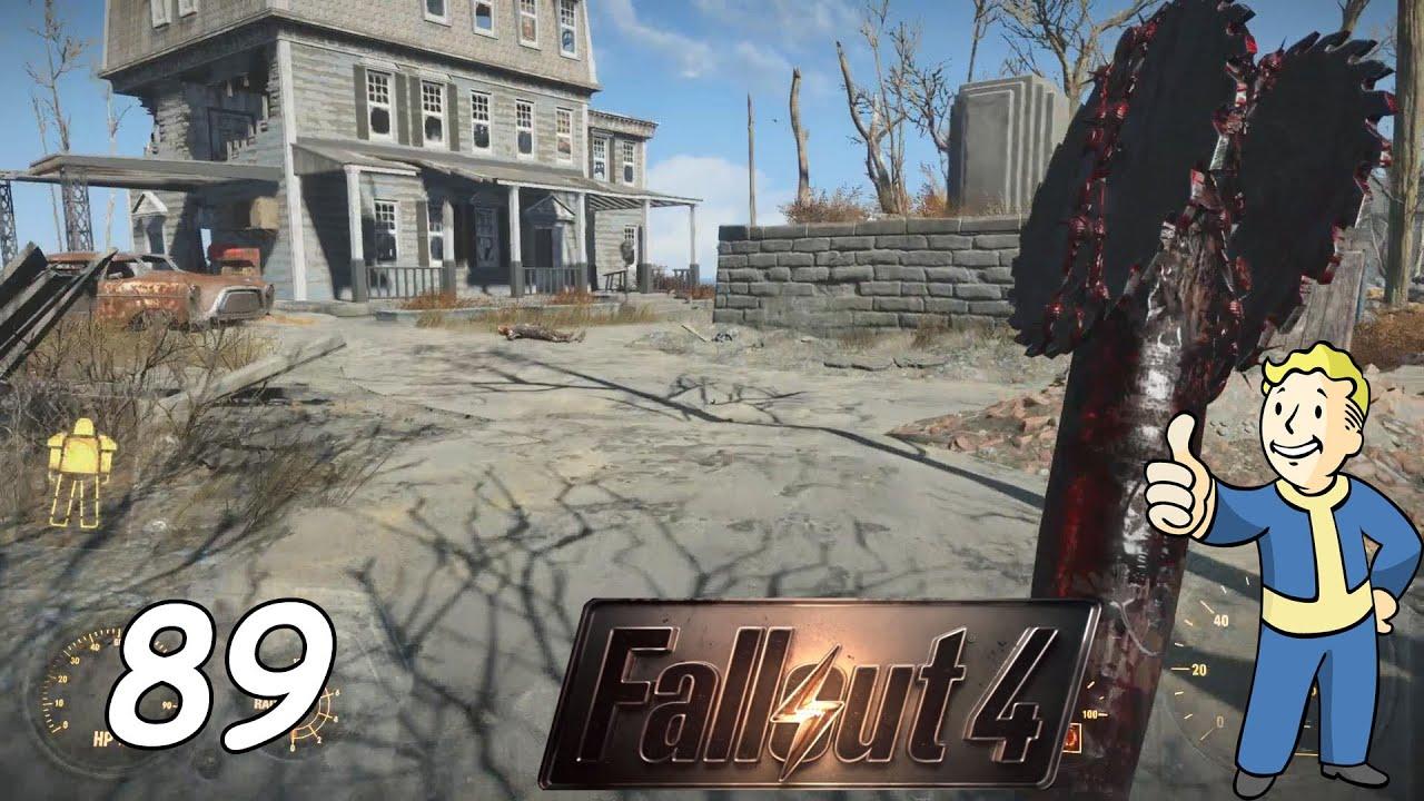 Fallout New Vegas Karte Mit Allen Orten Deutsch.Fallout 4 89 Deutsch Gutshaus Croup Let S Play Fallout 4 German