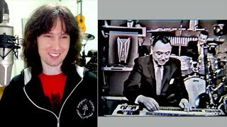 British guitarist reacts to Alvino Rey and the HISTORY of Guitars TALKING! YouTube Videos