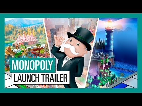 MONOPOLY für Nintendo Switch - Launch Trailer | Ubisoft [DE]
