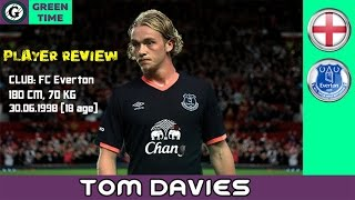 THOMAS DAVIES ► Goals, Skills, Assists ► Everton ► 2017 (HD)