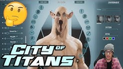 Testing City of Titans Character Creator | It's FINALLY Here!