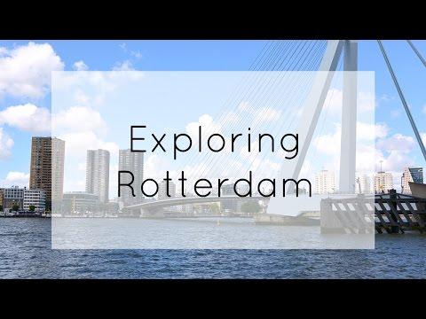 Exploring Rotterdam // Girls' Day!
