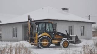 Строительство одноэтажного дома на УШП своими руками, часть 2(, 2017-01-03T19:49:51.000Z)