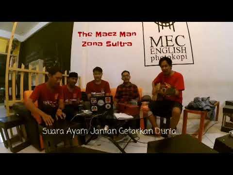 The Macz Man Zona Sultra - Allona PSM (versi alakadarnya)