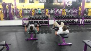 When lunk at planet fitness