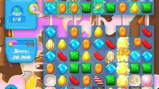 How to beat Candy Crush Soda Saga Level 74 - 2 Stars - No Boosters - 62,460pts