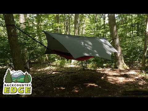 w hammock tutorial homemade eno tarp watch youtube hqdefault