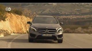видео Самый маленький из универсалов от Mercedes-Benz