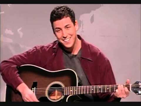 Adam Sandler - The Hanukkah Song