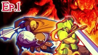 Fanta & Bob dans Dungeons and Dragons : Shadow over Mystara - Ep.1