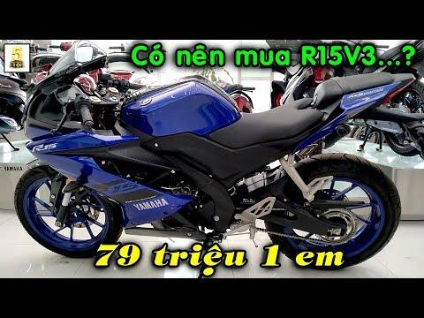 Hỏi Giá Xe Yamaha R15V3 2019 Mới ▶️ Có Nên Mua R15V3 2019 Hay Không? 🔴 TOP 5 ĐAM MÊ