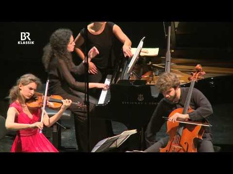 Trio Karénine Nuits d'été à Pausilippe 2012 Festival - Beethoven Geister Trio