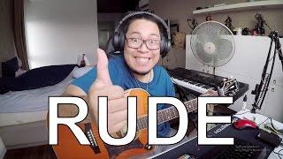 [Ukulele/Guitar] Hướng dẫn Rude - MAGIC!