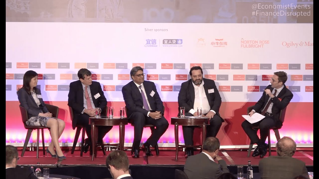 Finance Disrupted: Asia | The Economist Events