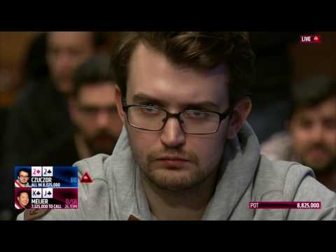 EPT 13 Prague 2016 Highlights | PokerStars