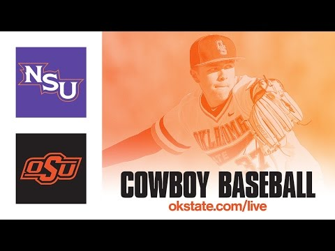 Oklahoma State Baseball vs. Northwestern State (Game 1)