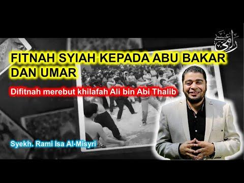 Fitnah Syiah Lagi Kepada Abu Bakar dan Umar - Merebut Kepemimpinan [Video]