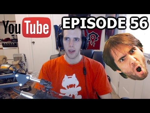 Hive Mind Podcast #56 - Podcast Changes, Top YouTubers Upset About Views, Athene Starts A Cult?