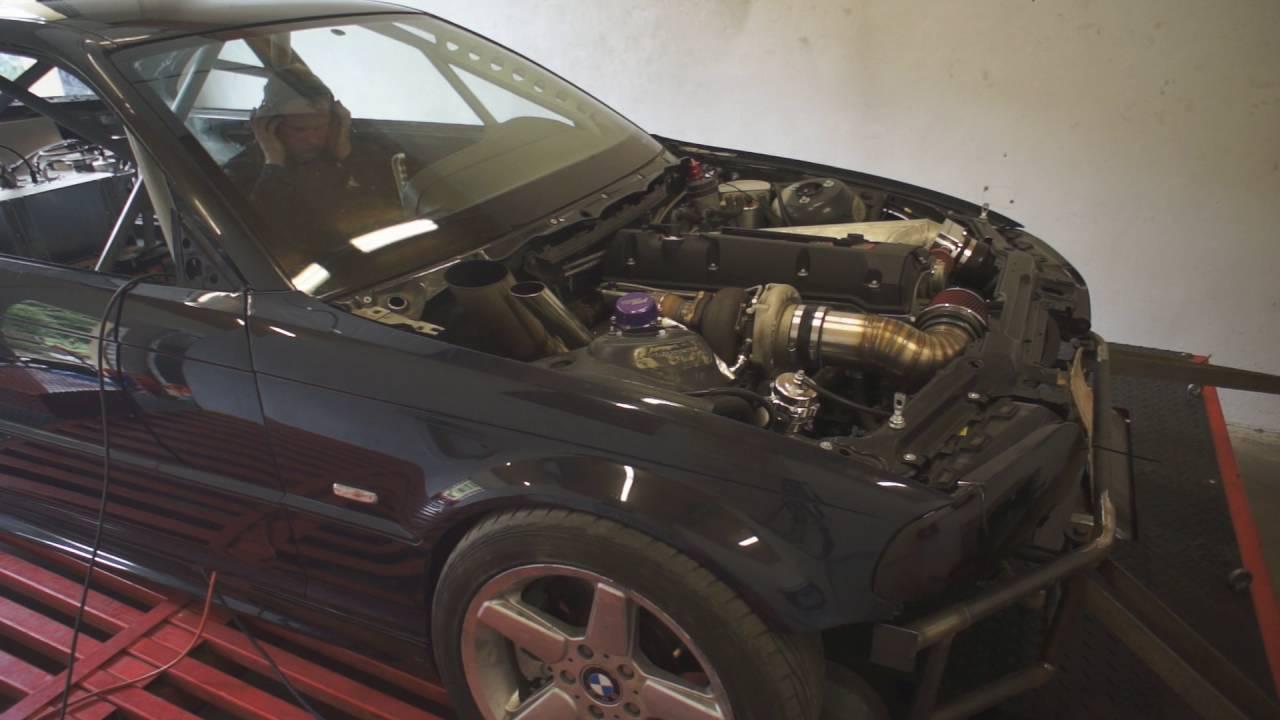 BMW E46 with a Turbo Mercedes Inline-Six – Engine Swap Depot