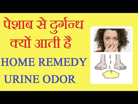 Causes Of Bad Smelly Urine In Females, UTI Remedy, Urine Odor In Hindi - मूत्र गंध के कारण