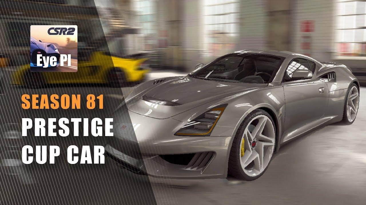CSR2 | Season 81 - Prestige Cup Car - Saleen S1 | CSR Racing 2 | Mod Service
