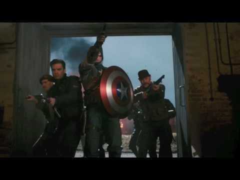Fistful of Silence by The Glitch Mob (Captain America: The First Avenger 2011 Music Video)