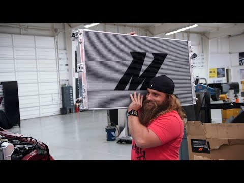 What's Cooler Than One Radiator? Two Radiators! | Diesel Brothers