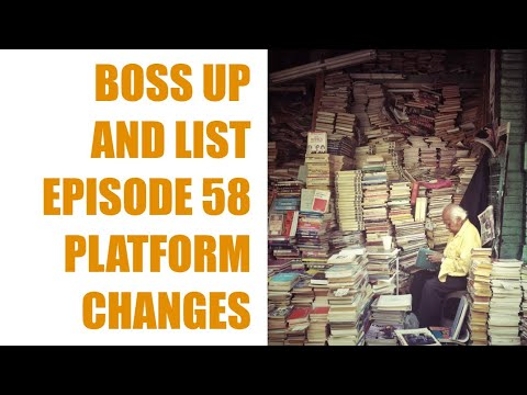 Selling Platform Changes! BOSS Up And List Episode 58 thumbnail