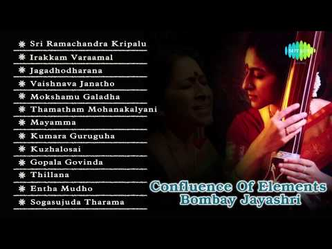Confluence of Elements | Bombay Jayashri | Jukebox