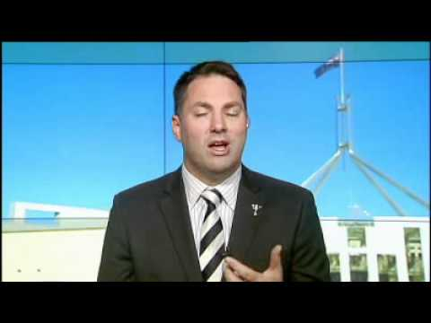 Pacific Focus -Aust. Parliamentary Secretary Comments on Business Today (Oct. 12th 2011)