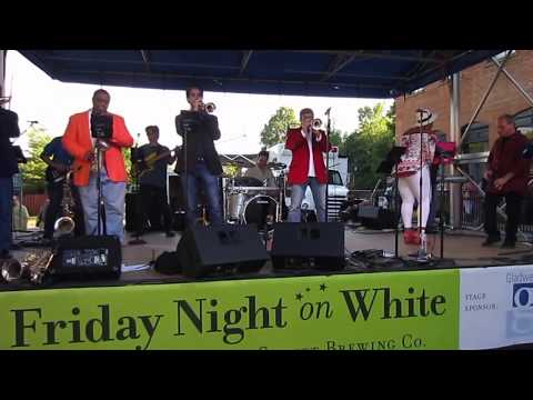 June 9th - Friday Night on White - Bull City Syndicate