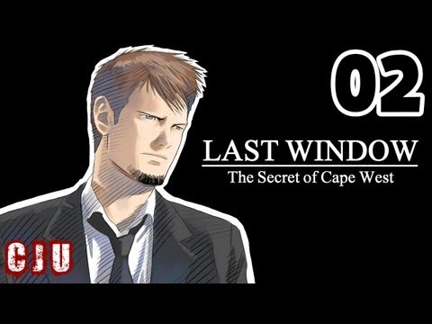 Let's Play Last Window: The Secret of Cape West - 02 - Ring Ring