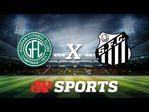 AO VIVO - Guarani x Santos - 27/01/20 - Campeonato Paulista - Futebol JP