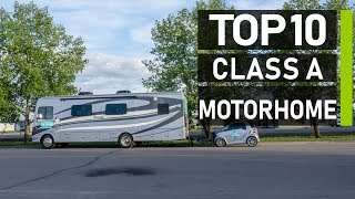 Top 10 Most Luxuŗious Class A Motorhomes & RV