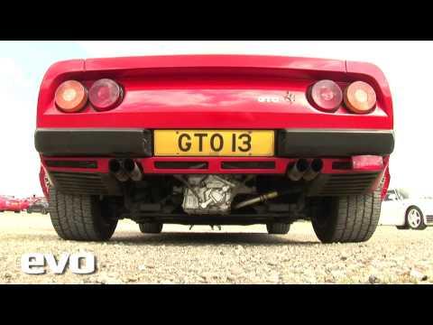 Porsche 959 Vs Ferrari 288 GTO Part 2 - evo Magazine