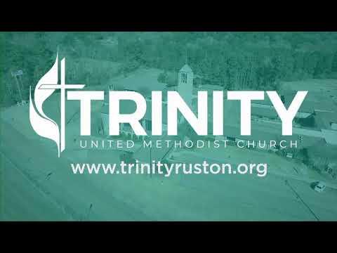 Trinity UMC Traditional Worship   08-09-20