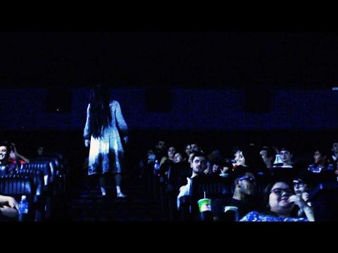 ENTREI NO CINEMA VESTIDO DE SAMARA (O CHAMADO 3)