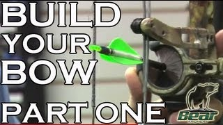 Build Your Bow: Part 1 - Fitting A 'whisker Biscuit' Arrow Rest